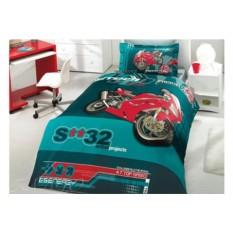 Детское постельное белье Мотоцикл