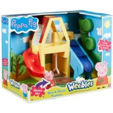 Игровой набор «Площадка Пеппы-неваляшки», Peppa Pig