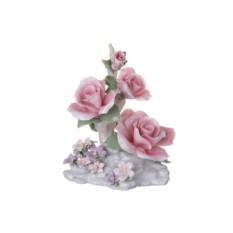 Декоративное изделие Розы Porcelain Manufacturing