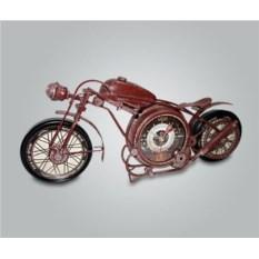Настенные часы Мотоцикл