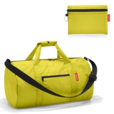 Спортивная сумка Dufflebag Apple Green (Mini Maxi)