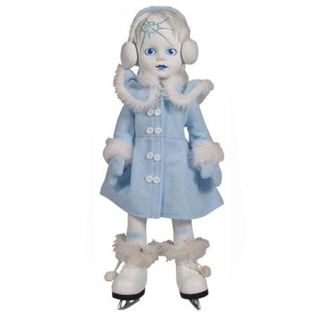 Кукла Ледяная Шарлотта