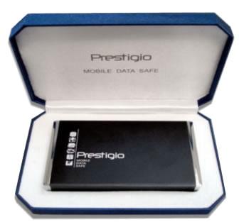 Внешний жёсткий диск HDD Prestigio Data Safe 60GB