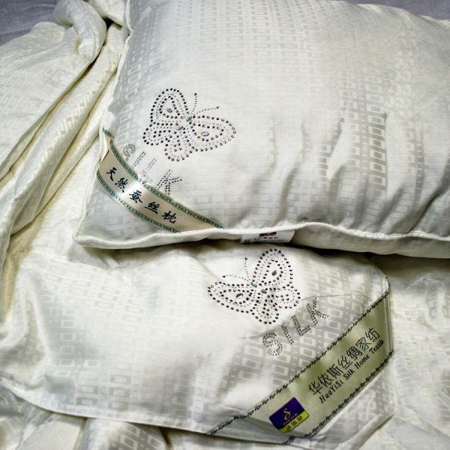 Одеяло стеганое Королевский шелк