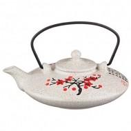 Керамический заварочный чайник «Цветущая сакура»