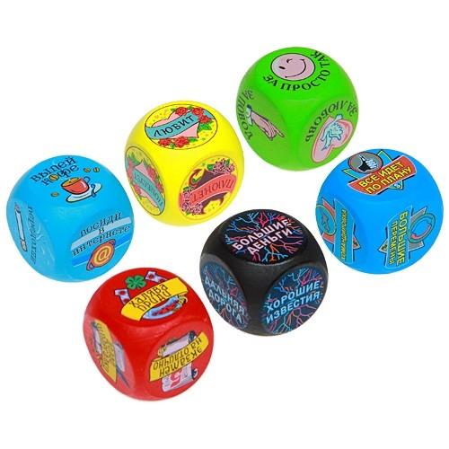 Набор кубиков «Генератор решений»