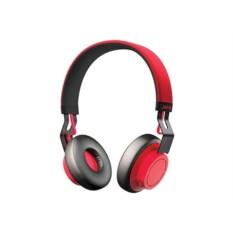 Беспроводные наушники Jabra Move Wireless красного цвета