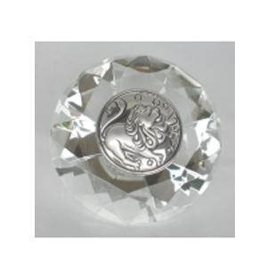 Кристалл знак зодиака «Лев»