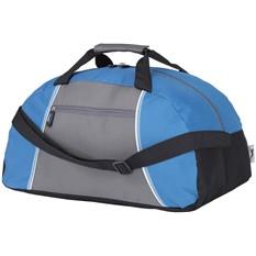 Спортивная сумка Slazenger с одним отделением, синяя/серая