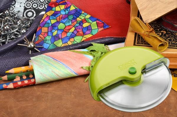 Нож для пиццы Круглый роллер