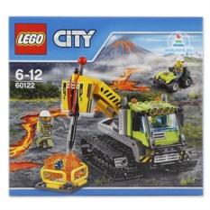 Конструктор Lego City «Вездеход исследователей вулканов»