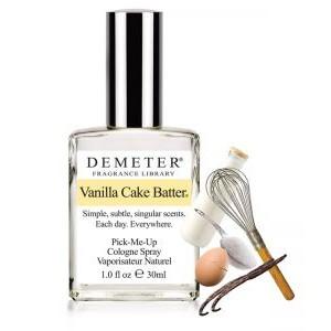 Духи Ванильная сдоба (Vanilla Cake Batter)