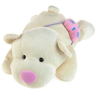 Мягкая игрушка Влюбленный мишка