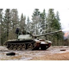 Поездка на танке и посещение музея бронетехники (для 2 чел.)