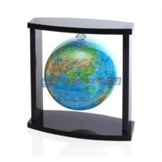 Глобус-мобиле на подвесе с общегеографической картой мира