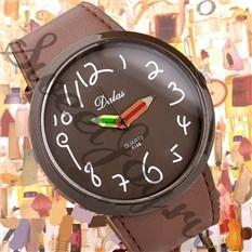 Наручные часы Dalas Drawing Time - Brown