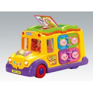Детская игрушка Школьный автобус