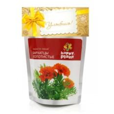 Набор для выращивания Happy Plant Бархатцы золотистые