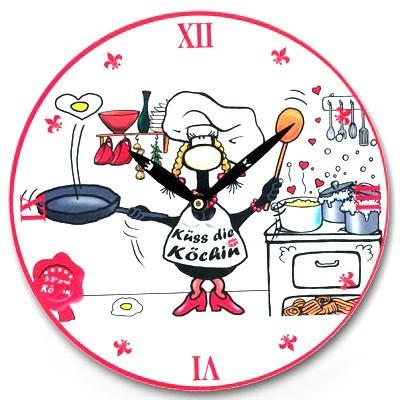 Часы  настенные «Кухня»
