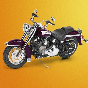 Harley-Davidson Heritage Softail Classic 2006 - LE
