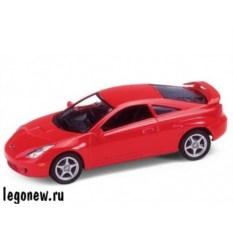 Модель машины Welly 1:34-39 2002 Toyota celica