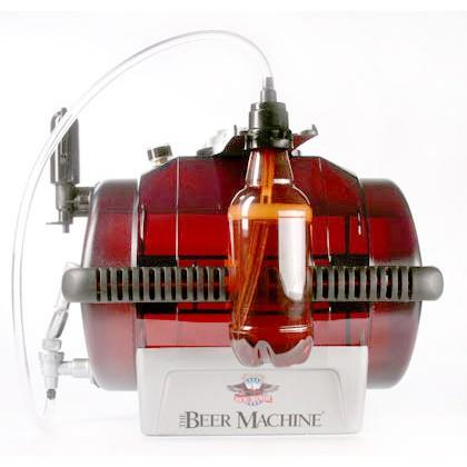 Домашняя мини-пивоварня BeerMachine «Модель 2006»