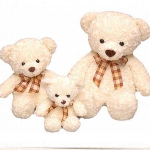 Медведь белый 80 см