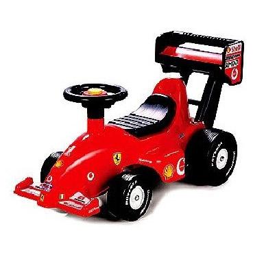 Машинка-каталка «Формула 1»