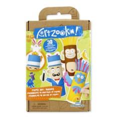 Набор для творчества Artzooka «Веселые друзья из бумаги»