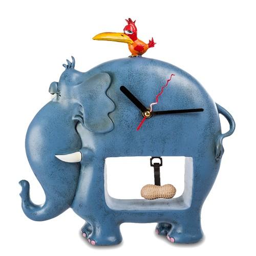 Часы Сытый Слон