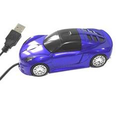 Мышь для ПК в виде автомобиля