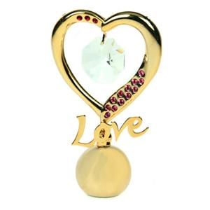 Фигурка с кристаллами Сваровски «Сердце»