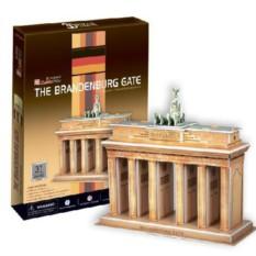 3D Пазл Браденбургские ворота (Берлин), 31 деталь