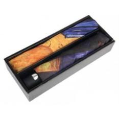 Набор из платка и зонта «Ван Гог. Терраса кафе ночью»