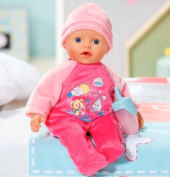 Быстросохнущая кукла my little BABY born 32 см Zapf Creation