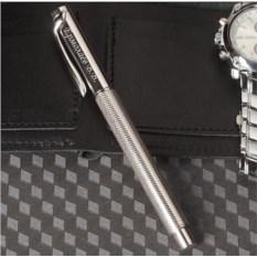 Ручка из серебра 925 пробы с гравировкой Данте