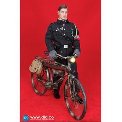 HJ Kampfer Volkssturm Berlin Captain Dan