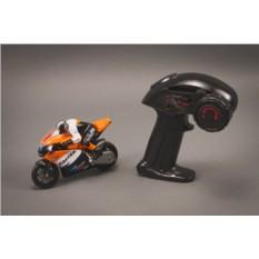 Мотоцикл на радиоупралении 1/10 cvt race motorbike