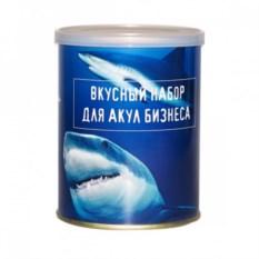 Жевательный мармелад Для акул большого бизнеса