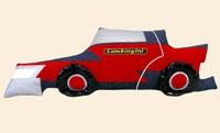 Подушка Supercar