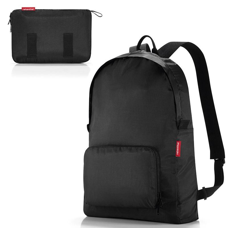 Складной рюкзак mini maxi black