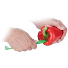 Нож для удаления сердцевины перца