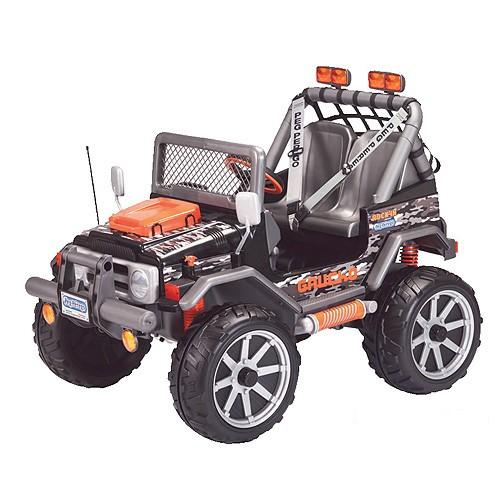 Детский электромобиль Gaucho Rockin от Peg-Perego