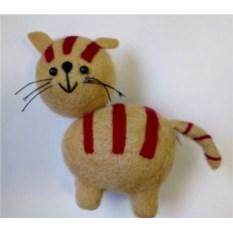 Новогоднее украшение Кот