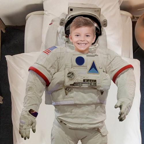 Постельное белье Астронавт (1,5-спальное)