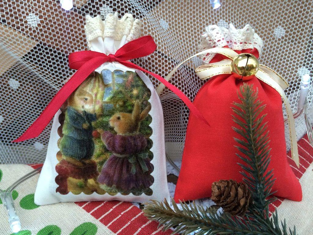Рождественский набор саше Семейный вечер
