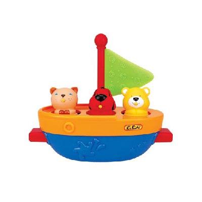 Кораблик для ванной