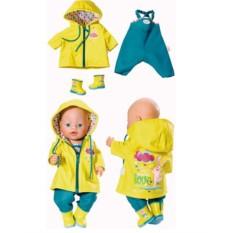 Одежда Осенняя пора для куклы BABY born