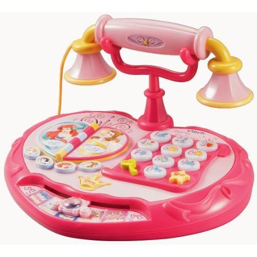 Игрушка Обучающий телефон маленькой принцессы