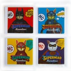 Поздравительные карточки с конвертом SuperMiao